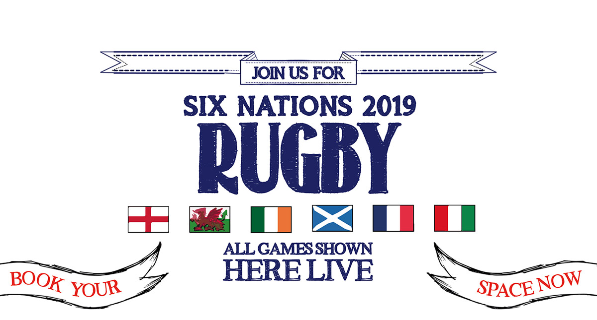 Watch the 6 Nations at Oakford Social Club in Reading